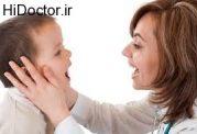 بیماریهای مربوط به لوزه در اطفال