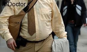 چاقی تازه پدرها به چه دلیل است!