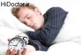 نامنظم شدن خواب و خطر سرطان