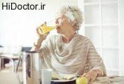 نجات ذهن سالمندان با این آبمیوه