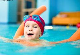 تاثیرات مفید بازی با آب