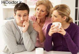 جایگزین کردن همسر به جای مادر