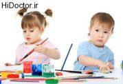 آموزش به خردسالان از طریق بازی
