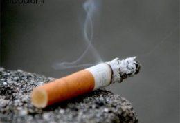 حتی برای تفریح هم سیگار نکشید!