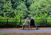 فواید تعامل با طبیعت برای سالمندان