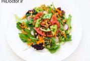 5 نکته  برای یک زندگی سالم گیاهی