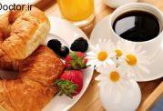 چه مواد غذایی یک صبحانه سالم را تشکیل میدهند؟