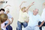 ورزش و تندرستی سالخوردگان