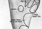 اهمیت ماساژ پاها