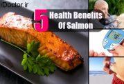 5 فایده ماهی قزل آلا