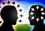 عقیده طب سنتی در مورد ایجاد درونگرایی و برونگرایی