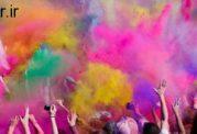 محبوب بودن برخی رنگ ها برای اشخاص