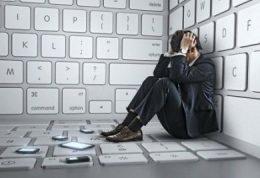 اعتیاد به اینترنت در افراد بیش فعال