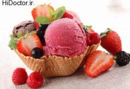 دانستنی میکروب های موجود در بستنی سنتی