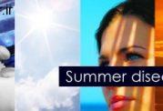 انواع بیماری های مختلف در فصل گرما