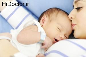 ایمنی نوزاد در برابر بیماری های غیرواگیردار
