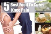 بهترین مواد غذایی موثر برای درمان درد زانو