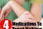 4 دارو برای درمان خارش