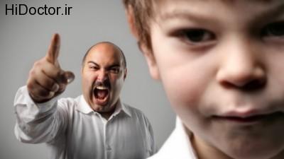 تاثیرات منفی فریاد و تحقیر بر خردسالان