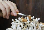 کم شدن عمر با مصرف سیگار