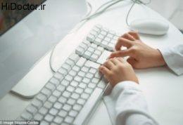 عوارض جسمی و روحی استفاده از اینترنت