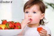 مصرف میوه برای کودک
