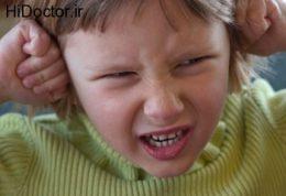 مدیریت عصبی شدن کودک