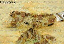 پلو با گوشت و یوفکا