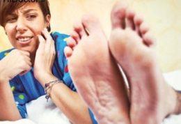دانستنی هایی درباره بوی پا