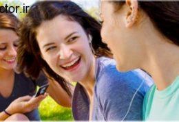 شاد شدن در گروههای دوستانه