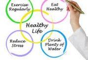 چگونه به یک زندگی سالم دست یابیم