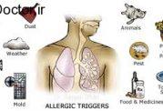 عوامل مهم آلرژیک محیطی برای کودکان