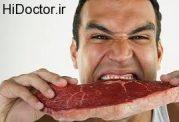 گوشت قرمز منشا بیماری هاست