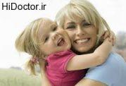 رابطه خوب بین یک مادر و دختر