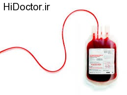 آمادگی برای اهدای خون