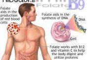 لزوم استفاده مردان از ویتامین B9