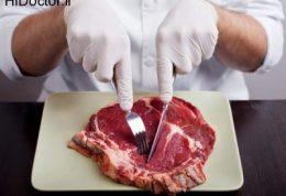تقویت باروری مردان با مصرف گوشت