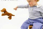 ترس بچه از اسباب بازی