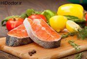 غذا خوردن با  پروتئین بالا