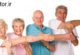 بینایی سالخوردگان و تاثیر ورزش