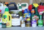سرطانزاترین مواد در خانه