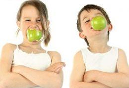 قوانین تغذیه  سالم برای اطفال