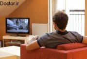 نگاه کردن به  تلویزیون سبب ابتلا به دیابت می شود