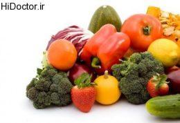 چطوری از ویتامین های  سبزیجات حداکثر استفاده را ببریم؟