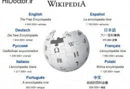 آموزش استفاده از مطالب فارسی و دیگر زبان ها در ویکی پدیا