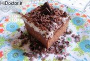 کیک با آرد برنج  بدون گلوتن