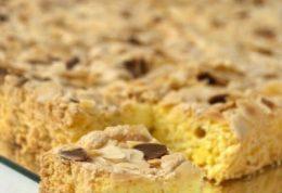 کیک بادامی بدون آرد و روغن