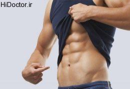 تمرینات بسیار موثر برای تقویت عضلات شکم