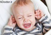 عفونت شایع در گوش اطفال