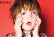 علت به وجود آمدن تنش در اطفال